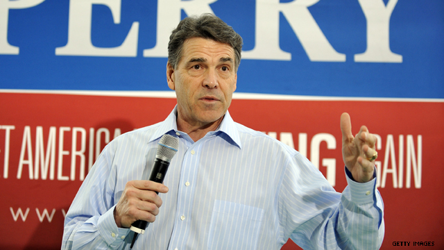 FIRST ON CNN: Sources: Perry dropping out of GOP race