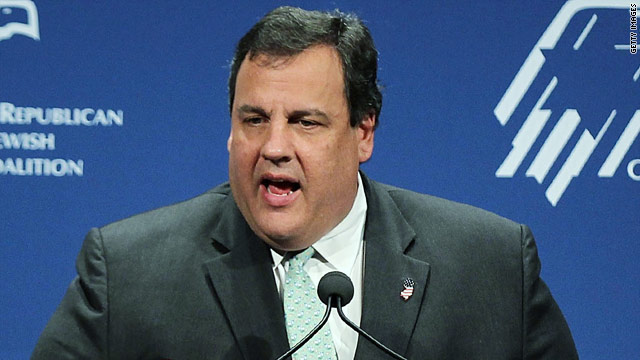 Christie to speak at GOP retreat