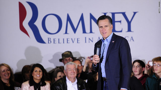 Romney&#039;s relatives south of the border
