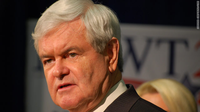 Gingrich gets vote from S.C. lieutenant governor