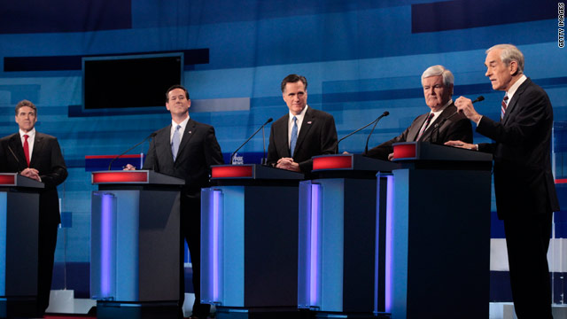 Five things we learned from Monday's debate