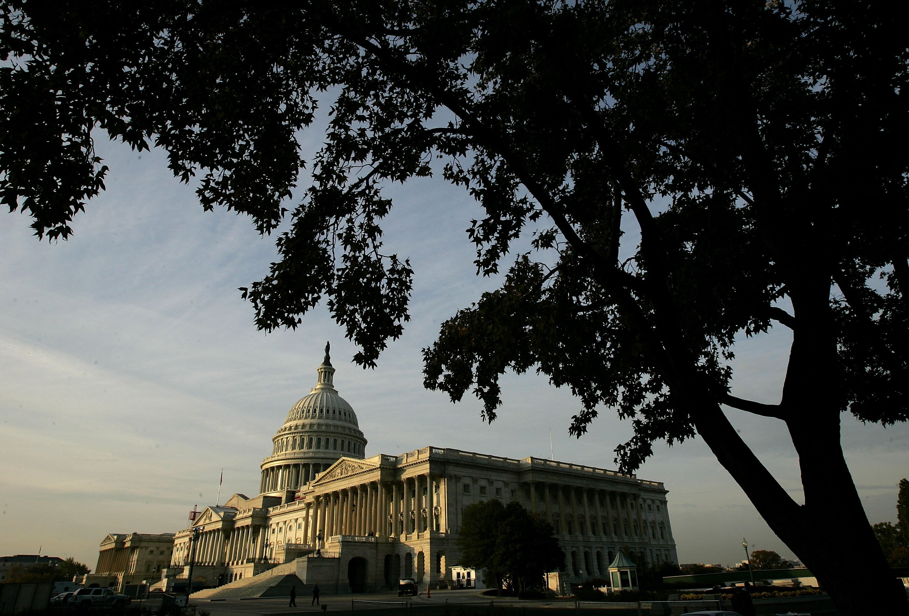U.S. Capitol evacuated after plane enters airspace
