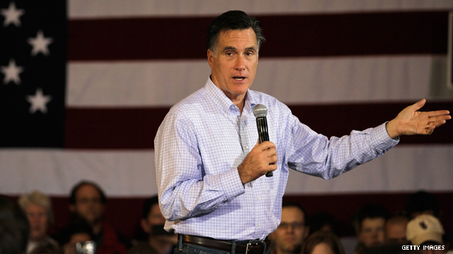 Romney: Obama tax proposal would kill jobs