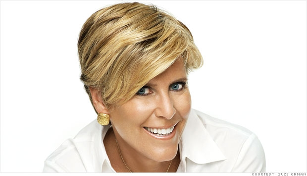 "Suze Orman is taking your questions: Come see ""Piers Morgan Live!"""