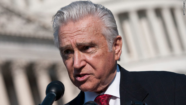 Rep. Maurice Hinchey to step down after 10th term