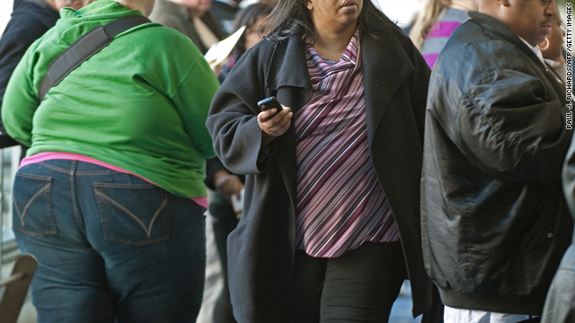 Why can't the U.S. make any progress in the fight against obesity?