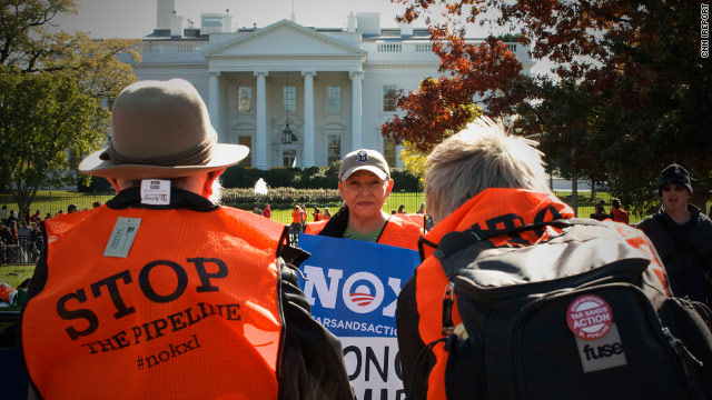 White House likely to announce opposition to Keystone pipeline project
