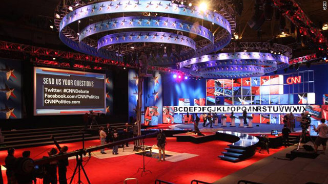 BLITZERS BLOG: The gloves will be off in Thursdays debate