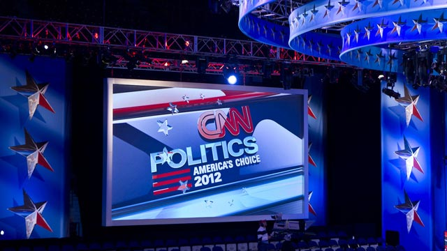 Raw Politics: Live from Charleston: The AC360 Debate Live Blog