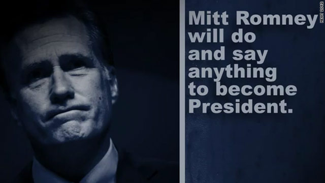 Gingrich ad compares Romney's 'desperate' attacks to 2008 campaign