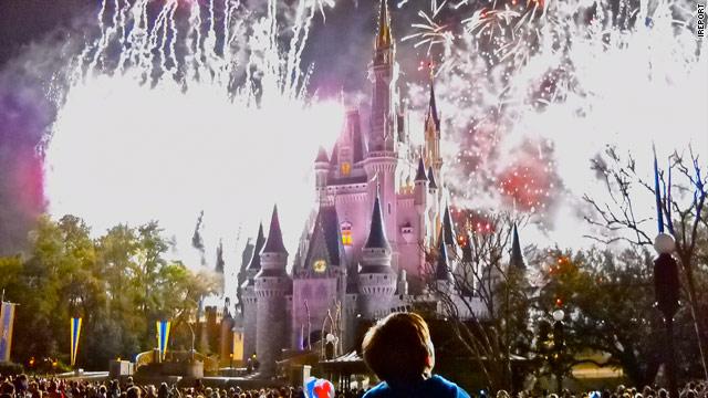 POTUS is going to Disney World