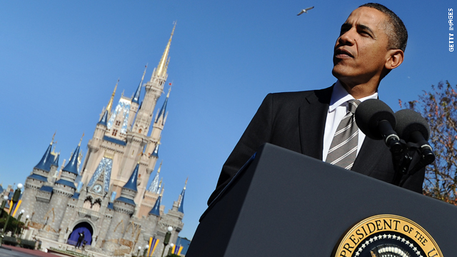 Obama's 'magical' place for tourism announcement