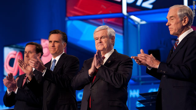 Live Blog: CNN Southern Republican Debate