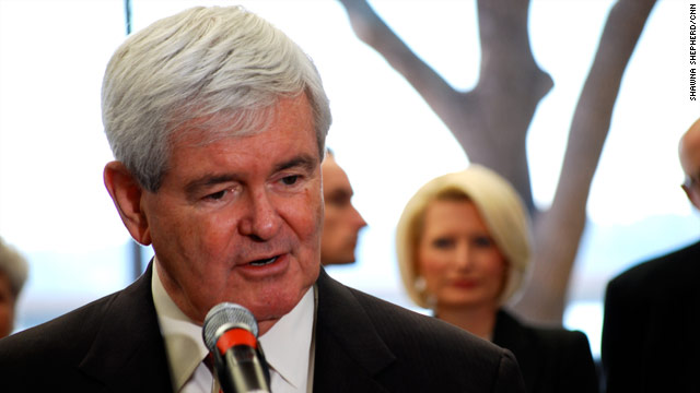 Newt Gingrich wanted 'open marriage,' ex-wife says