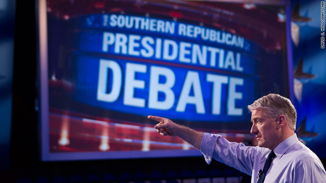 BLITZER'S BLOG: Why tonight's debate is must-see TV