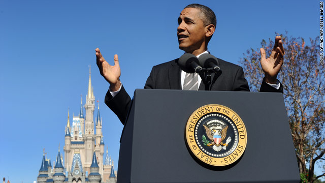 Obama&#039;s &#039;magical&#039; place for tourism announcement