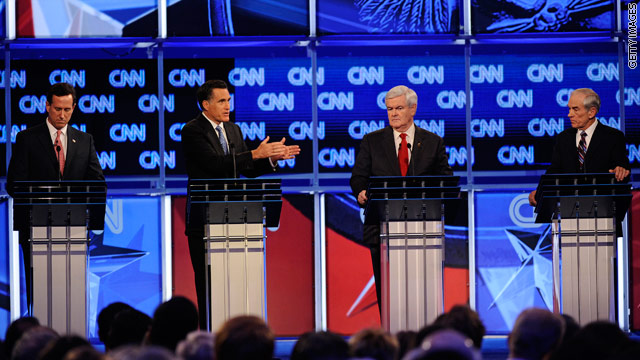 BLITZER'S BLOG: Bad blood could impact Republican ticket