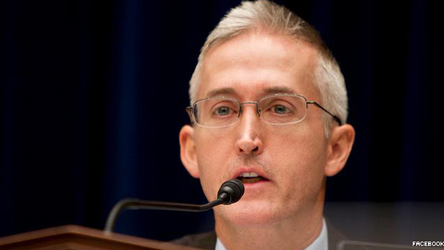 S.C. Rep. Trey Gowdy defends Romney after tax questions arise
