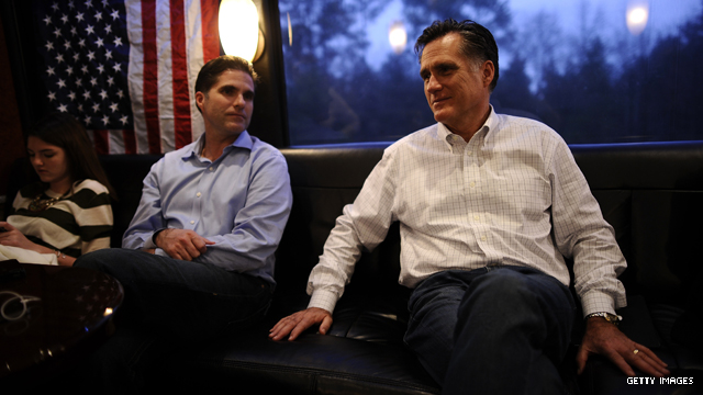 GOP race turns to Florida; Romney to release tax return Tuesday