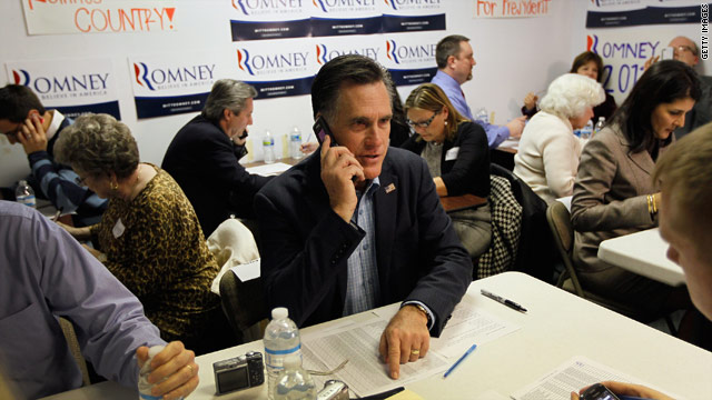 Romney adviser: We could lose South Carolina