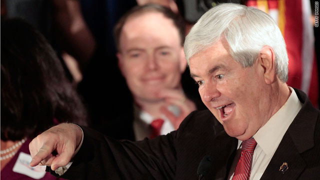 Gingrich&#039;s elite crusade