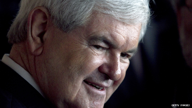 Gingrich wins South Carolina GOP primary, CNN projects; Romney second
