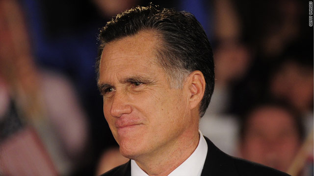 Romney on 'poor' comment: I misspoke