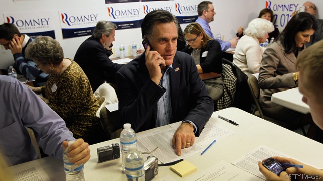 Republicans bombarded by robocalls before South Carolina vote