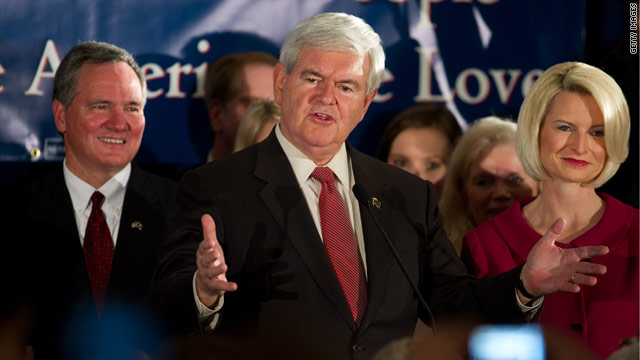 Gingrich plans major speeches, including one on space