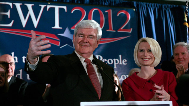 Gingrich gains momentum heading into Florida