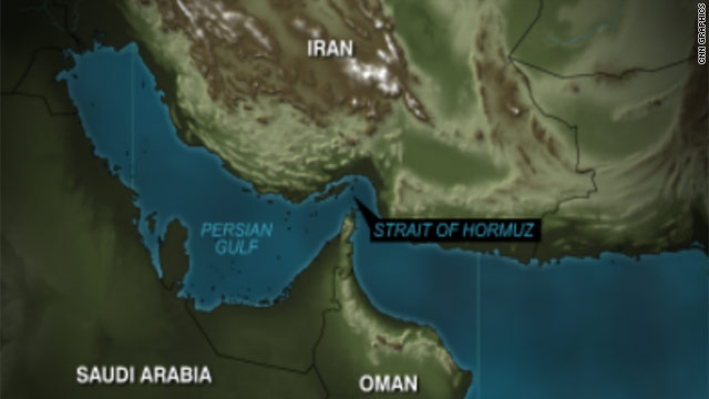 Talking about Oil: The U.S., Iran and the tension over the Strait of Hormuz