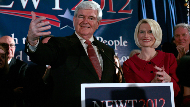 What's the secret to Newt Gingrich's success?