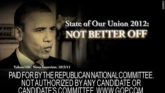 RNC ad takes on president over State of the Union