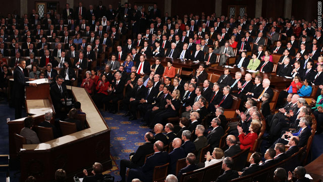 Live blog: 2012 State of the Union