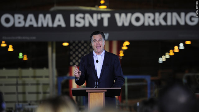 Romney issues preemptive Obama jabs