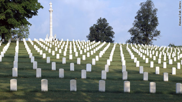 Graves misidentified at VA cemeteries