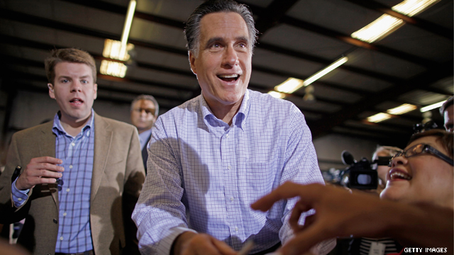 Romney was 'distinguished panelist' at Fannie Mae conference