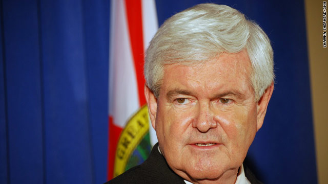 Gingrich tight-lipped on debate prep strategy