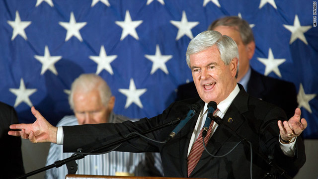 New poll shows Gingrich surging in Sunshine State