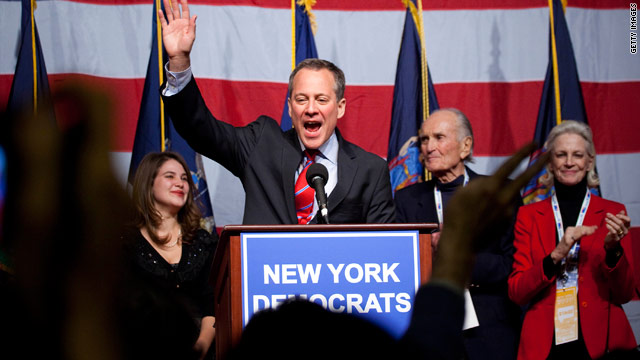 New York attorney general to lead 'risky mortgages' team