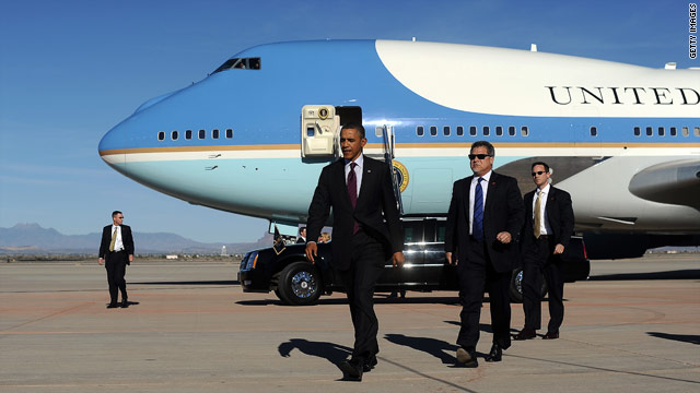 POTUS' Day Ahead: More swing state visits
