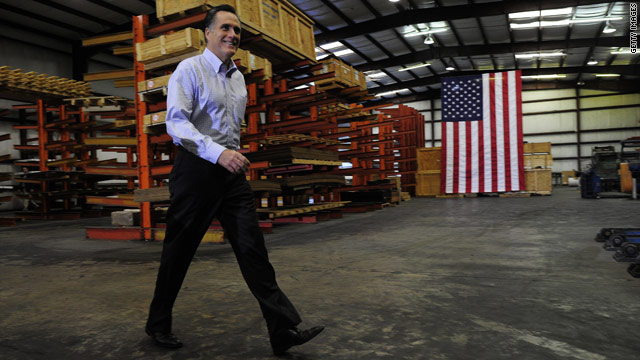 Romney gets Orlando Sentinel endorsement