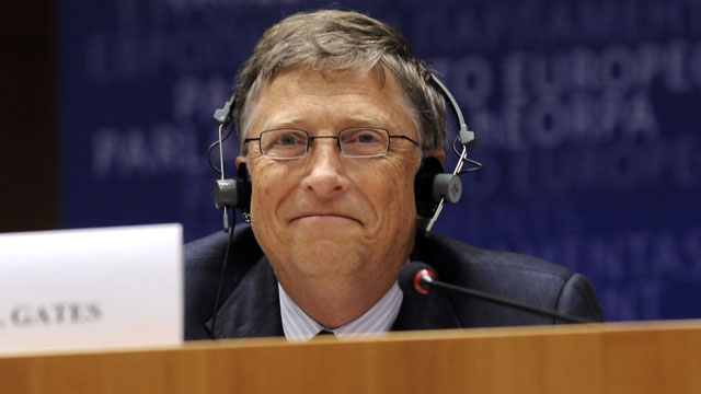 Bill Gates to world: Spend more on farming