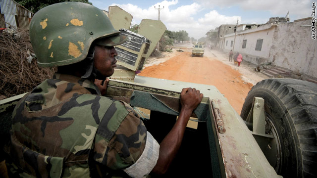 Americans few and far between in Somalia