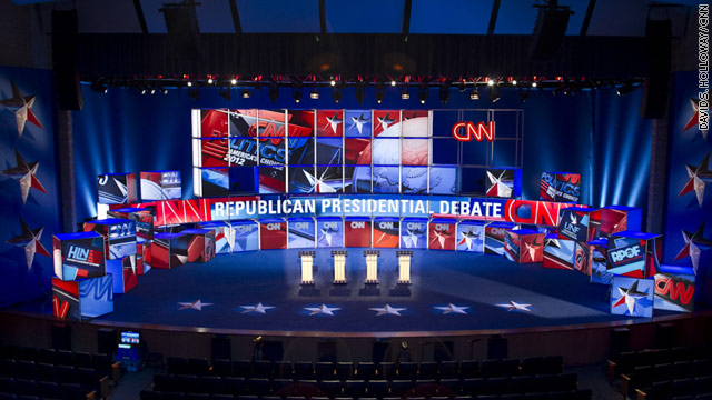 BLITZER&#039;S BLOG: My thoughts before tonight&#039;s debate