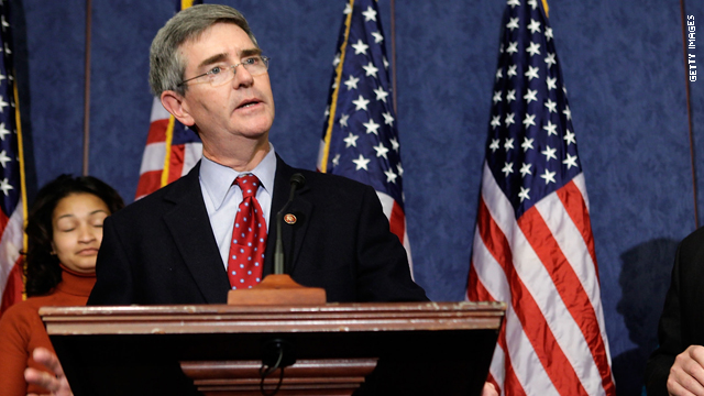 N.C. congressman to step down after term