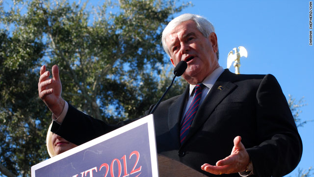 Gingrich coup conspirator: Gingrich has 'mellowed' and is 'electable'