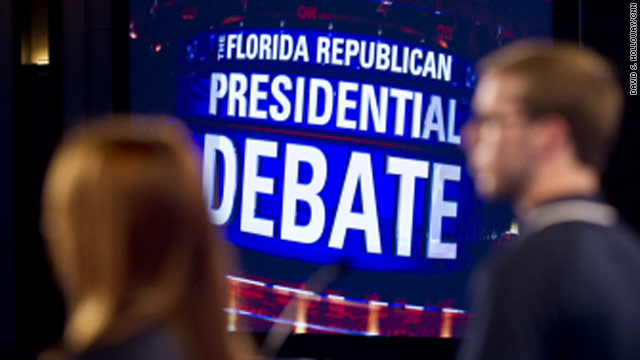Final showdown before Florida's crucial primary