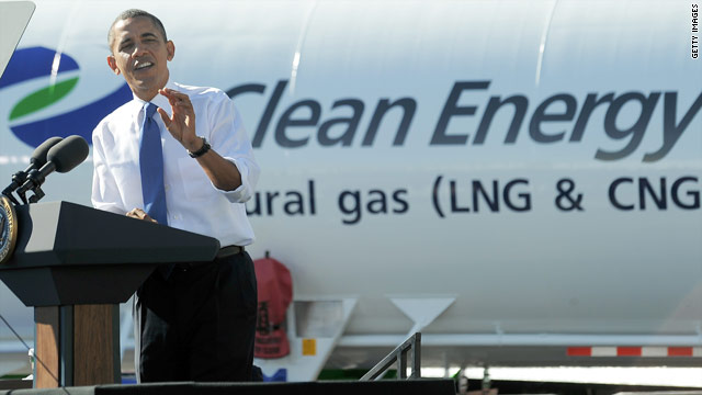 Obama pushes clean energy theme in Nevada visit