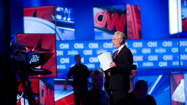 BLITZER'S BLOG: My thoughts before tonight's debate